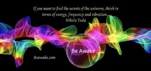 Emotional Vibrational Frequency Tesla Quote Beawake