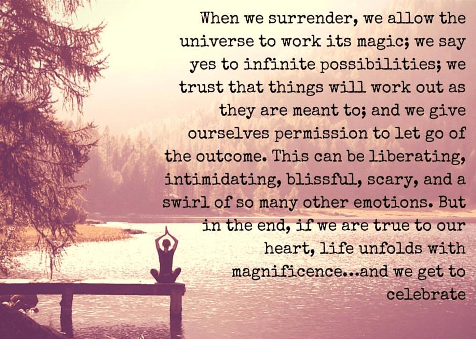 Infinite possibilites