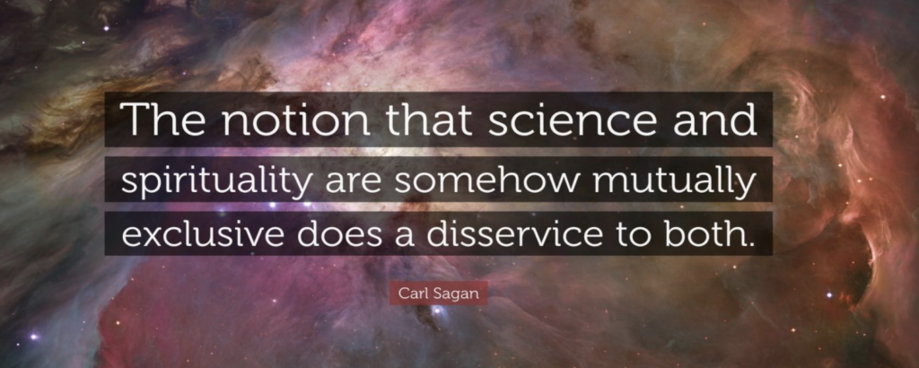 Science and Spirituality