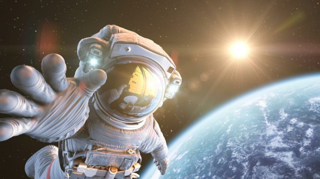 Astronauts Prove Earth Resonance is Essential