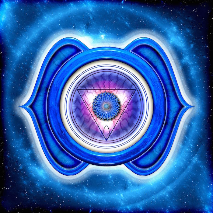 6th Chakra Third Eye Chakra