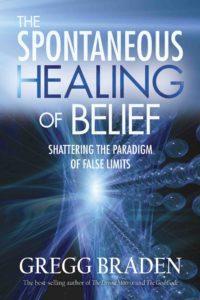 Spontaneous healing of belief braden