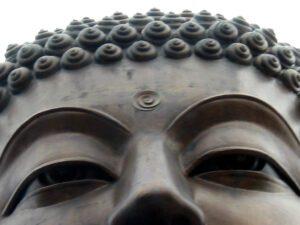 Buddha third eye