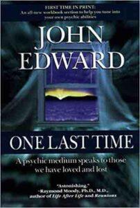 Psychic Medium John Edward book