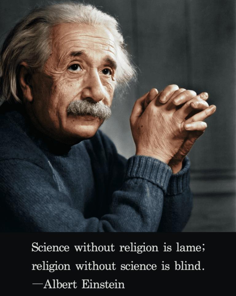 Einstein religion