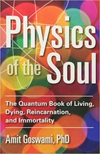 Physics of the Soul quantum book of living dying reincarnation immortality