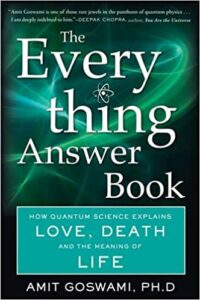 quantum science Everything Answer Book goswami