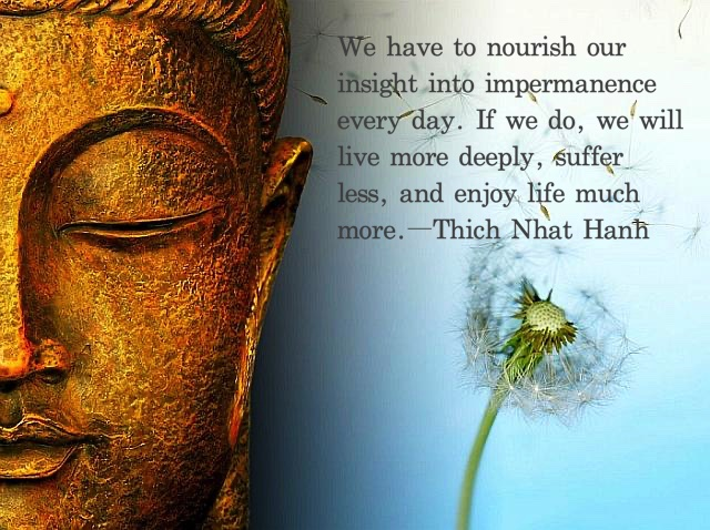 what is impermanence